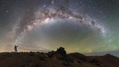 Via Láctea possui mais de 30 civilizações inteligentes, afirma estudo