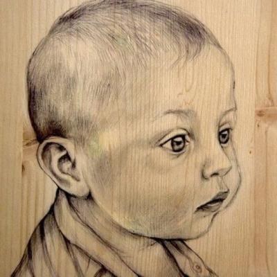 Incrível: obra de arte feita apenas de caneta e tinta comuns