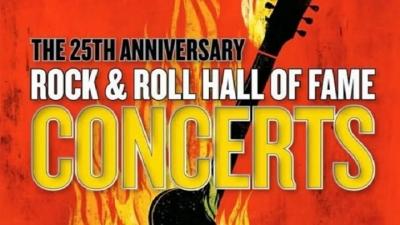 O U2 nos 25 anos do Rock and Roll Hall of Fame