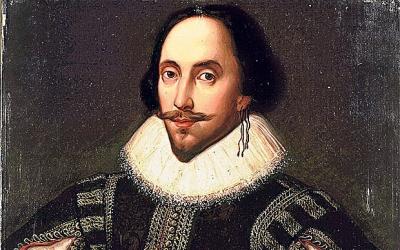 Nova imagem de Shakespeare finalmente revelada