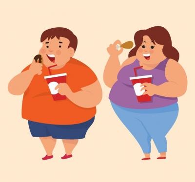 Obesidade: não podemos pensar só na perda de peso
