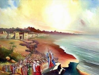 Pesquisadores dizem ter encontrado rota usada por Moisés no Êxodo