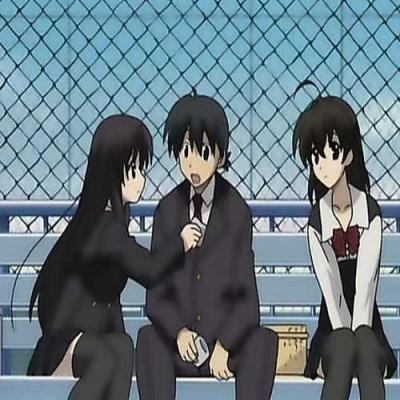 School Days – Critica do Anime: Porque Malhação é para os fracos!