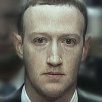 Paródia do depoimento de Mark Zuckerberg