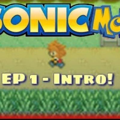 Live! SonicMon - Um Hackrom que eu precisava jogar!