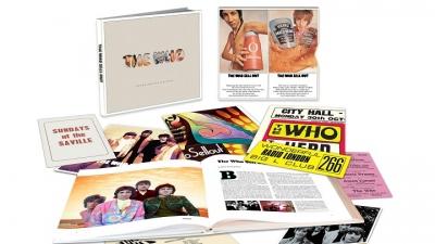 The Who Sell Out vem em edição estendida com 112 faixas