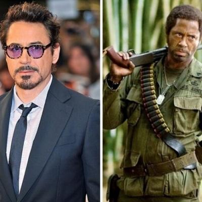 10 atores que mudaram muito para fazer um personagem