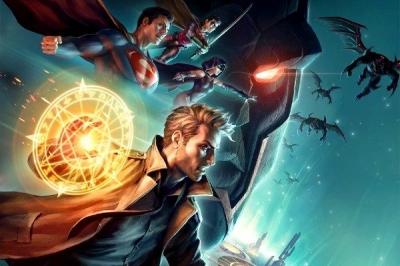 Ator de Constantine quer papel em Liga da Justiça Sombria