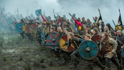 Vikings: Valhalla | Netflix revela prévia dos bastidores