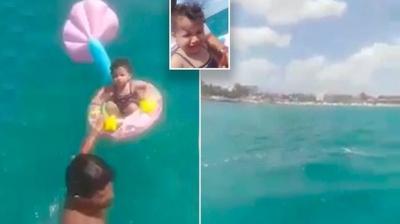 Bebê é resgatado no mar da Tunísia após ser