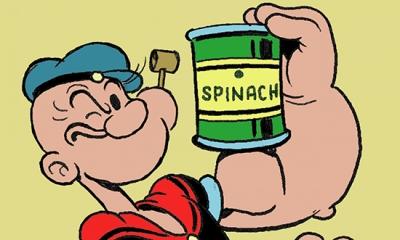 Curiosidades sobre o marinheiro Popeye