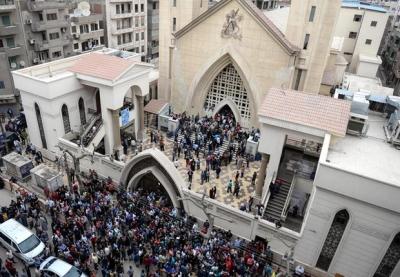 """Incêndios em três igrejas no Egito causam desconfiança: """"Não são coincidência"""""""