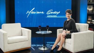 Mariana Godoy assina contrato com a Record