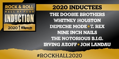 Saiu a lista dos novos membros do Rock and Roll Hall of Fame