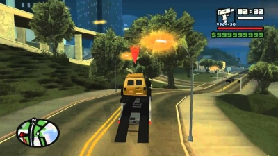 GTA San Andreas #40 Mike Toreno