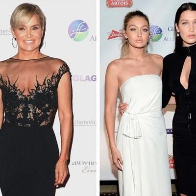 10 mulheres famosas que mais parecem irmãs dos próprios filhos