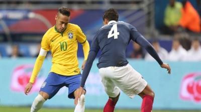 Winning Eleven 9 - BRASIL x FRANÇA