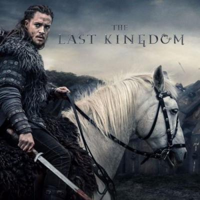 The Last Kingdom: Atriz compartilha foto e mostra o seu novo visual para a 5ª te