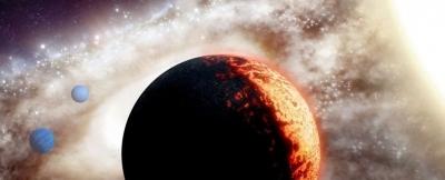 Astrónomos encontram uma 'super-terra' quase tão antiga como o universo