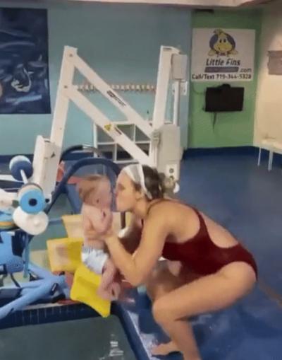 Como NÃO ensinar seu filho a nadar