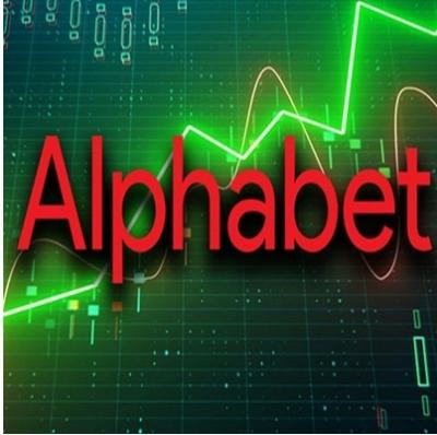 Alphabet ações da dona da Google disparam