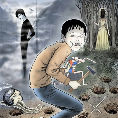 Os 7 contos mais desgraçados de Junji Ito Collection