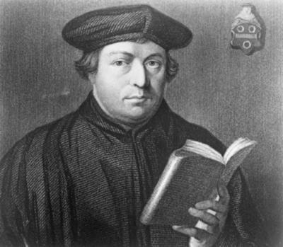 """Conselho pastoral de Lutero durante a peste bubônica: """"Tenha uma fé que teme a D"""
