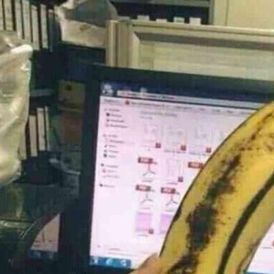 Só uma bananinha