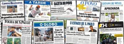 Salvação dos jornais brasileiros está no digital?