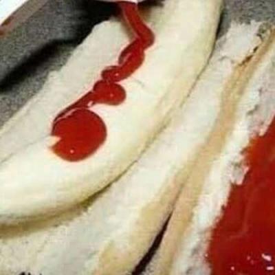 Cachorro quente vegetariano