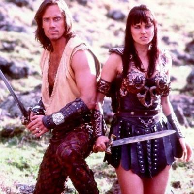 O que aconteceu com os atores de 'Hércules' e 'Xena'?