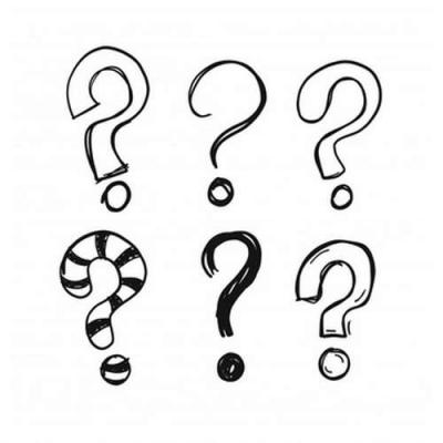 Perguntas sem respostas