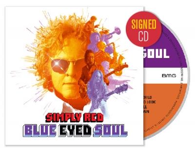 'Blue Eyed Soul', novo álbum do Simply Red tem versão autografada