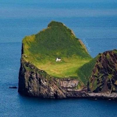 Conheça a casa mais solitária do mundo