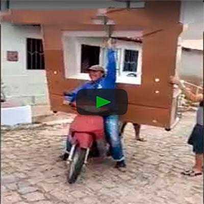 O tipo de vídeo que só poderia ter sido feito no Brasil