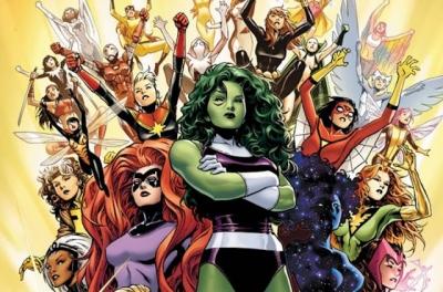 Marvel e ABC negociam série focada em super-heroínas