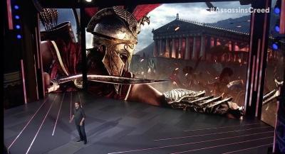 Assassin's Creed Odyssey é excelente mas comete um erro muito desonesto