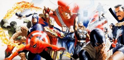 Maiores desenhistas dos quadrinhos