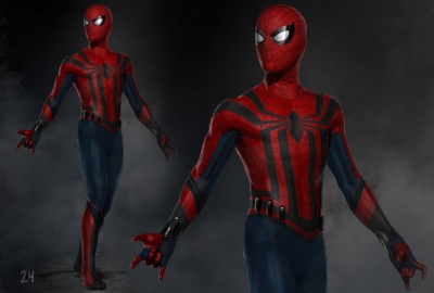 Veja como era o design original de seus filmes de heróis favoritos #2