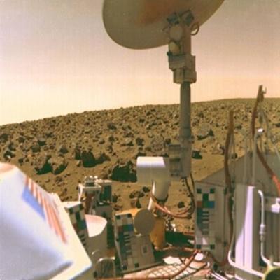 NASA descobriu vida em marte nos anos 1970, afirma ex-cientista