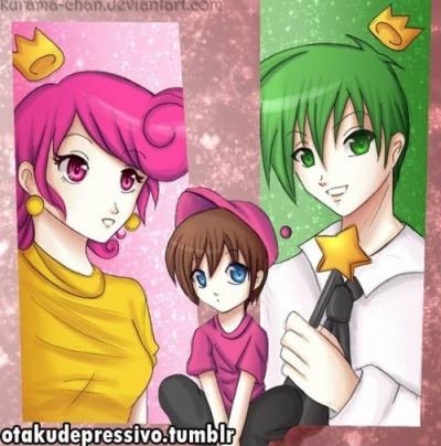 Desenhos Versão Anime