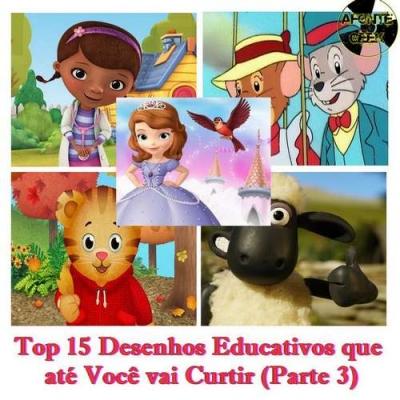 Top 15 Desenhos Educativos que até Você vai Curtir (3)