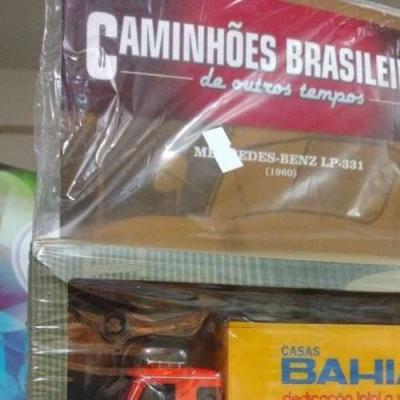 Caminhões Brasileiros