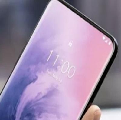 Smartphones 100% sem bordas devem