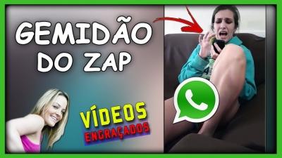 GEMIDÃO DO ZAP - Vídeos Engraçados