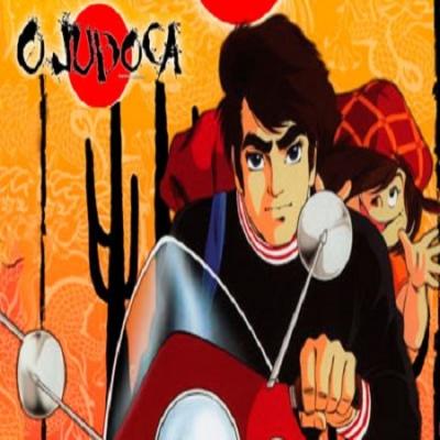 O Judoca - O desenho foi um grande sucesso sendo exibido no Brasil entre 75 e 84