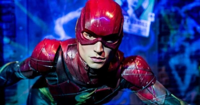 Filme do Flash será