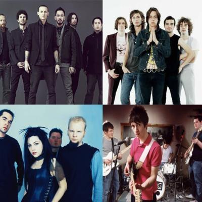 26 grandes bandas que surgiram nos anos 2000