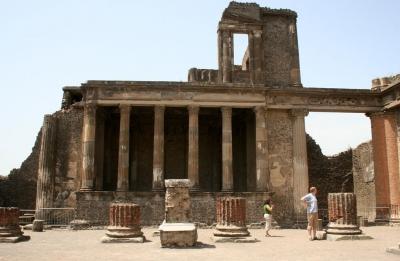 Destroços em Pompeia indicam que romanos reciclavam lixo