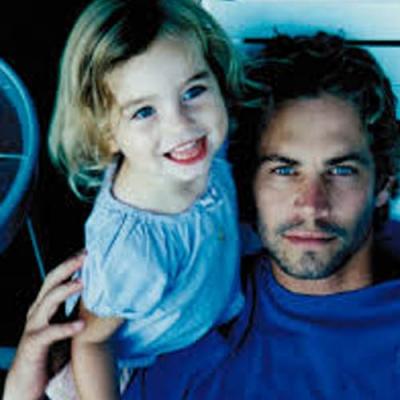 Aos 21 anos, filha de Paul Walker chama a atenção pela semelhança com o pai